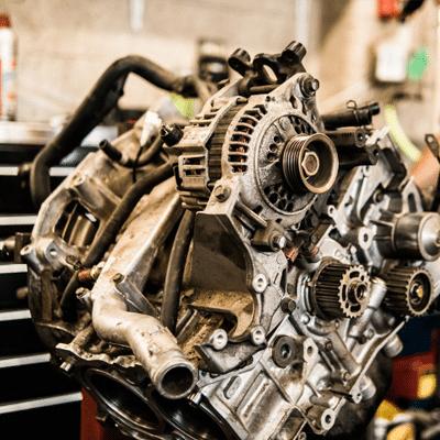 Engine Diagnosis